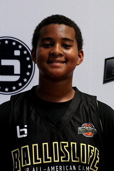 Player headshot for Elijah Bragg