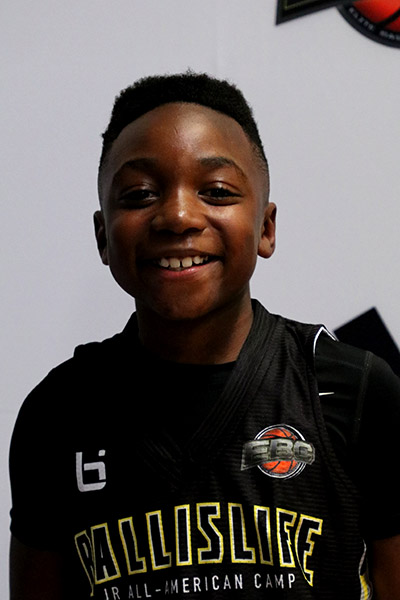 Player headshot for Jelani Bea