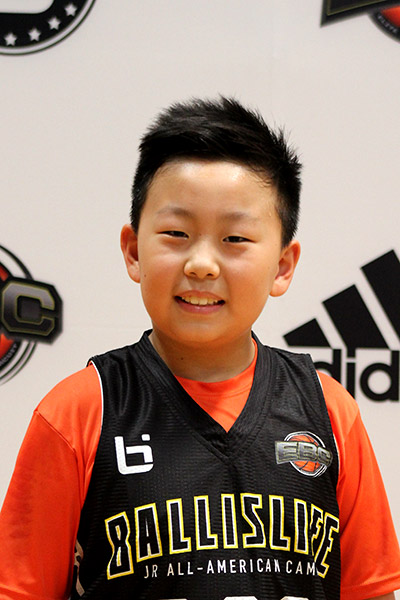 Player headshot for Carter Choi