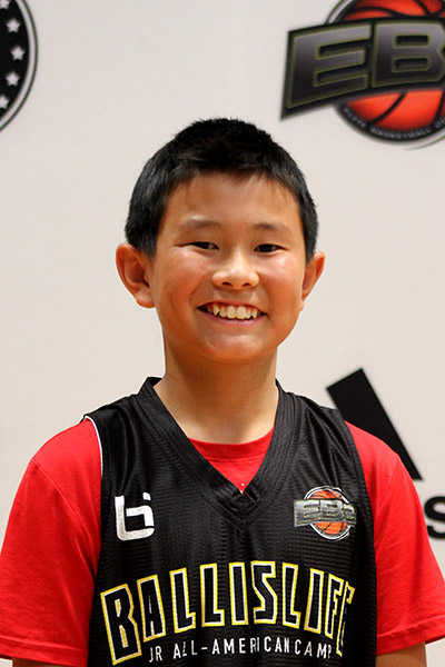 Player headshot for Aiden Li