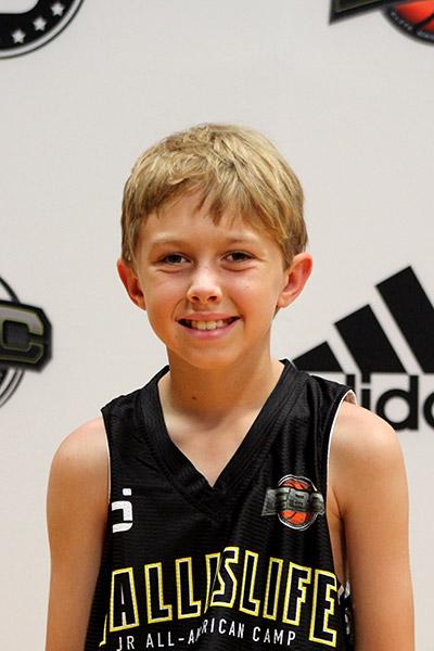 Player headshot for Finley Boyd