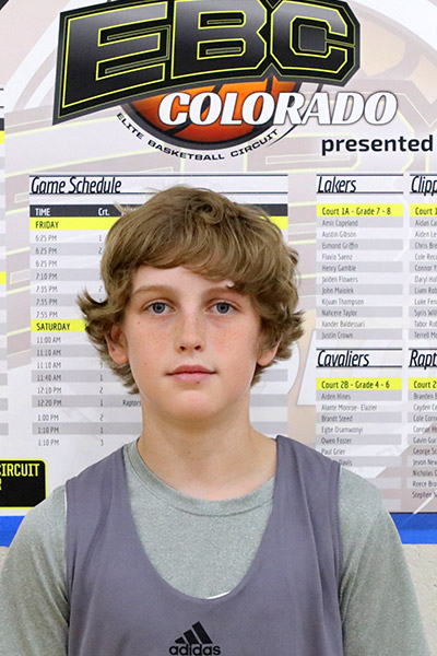 Player headshot for Cole Corner