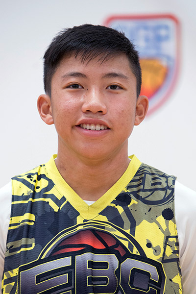 Brandon Lee at EBC Jr. All-American Camp 2017