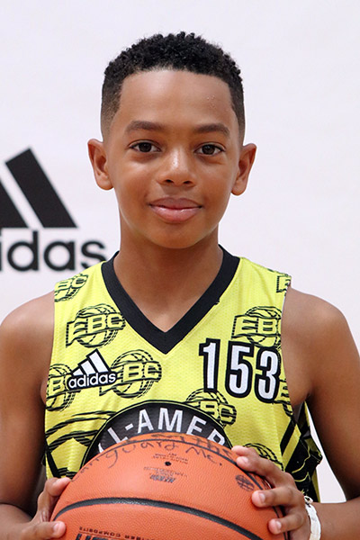 Kyelin King at EBC Jr. All-American Camp 2017