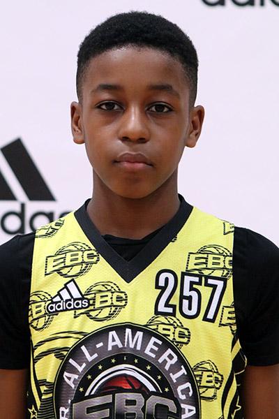 Player headshot for Markel Sanders Jr.