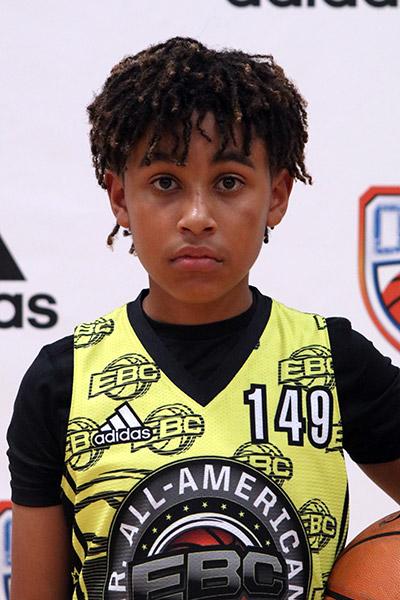 Player headshot for Isaiah Johnson