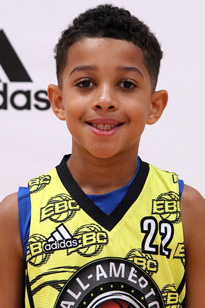 Quentin Mosby at EBC Jr. All-American Camp 2017