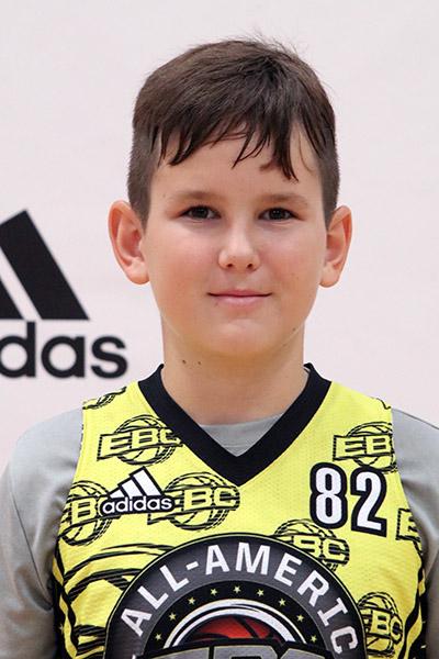 Player headshot for Brock Parrish