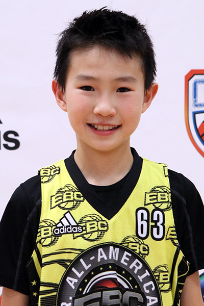 Player headshot for Noah Kim