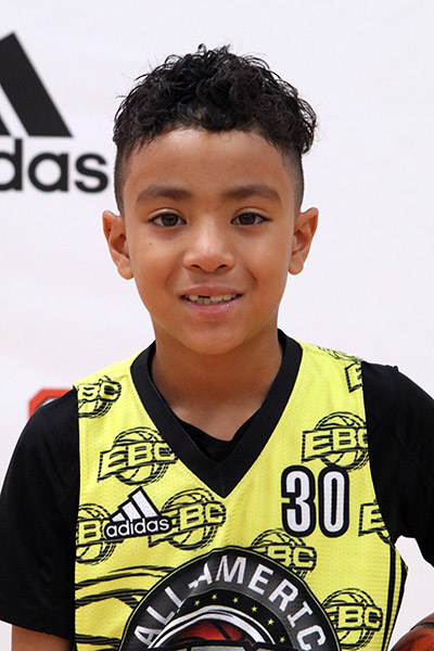 Anthony Lee at EBC Jr. All-American Camp 2017