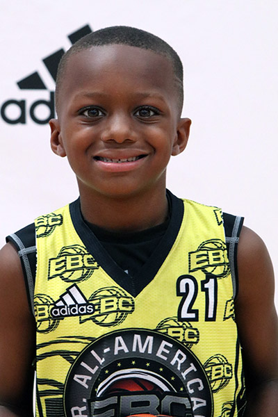 Player headshot for Jaelon Germany