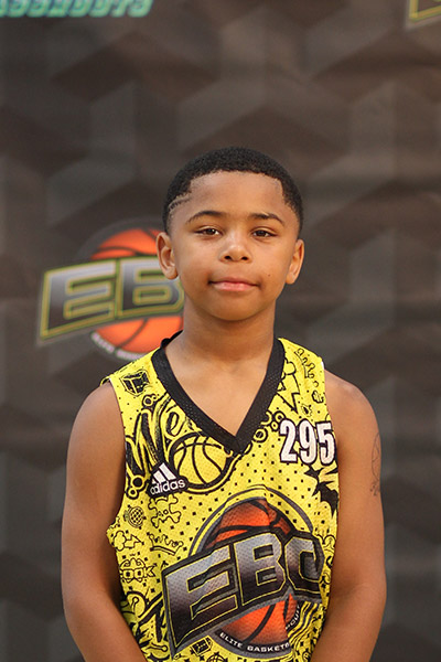 KJ Hightower at EBC Jr. All-American Camp 2018
