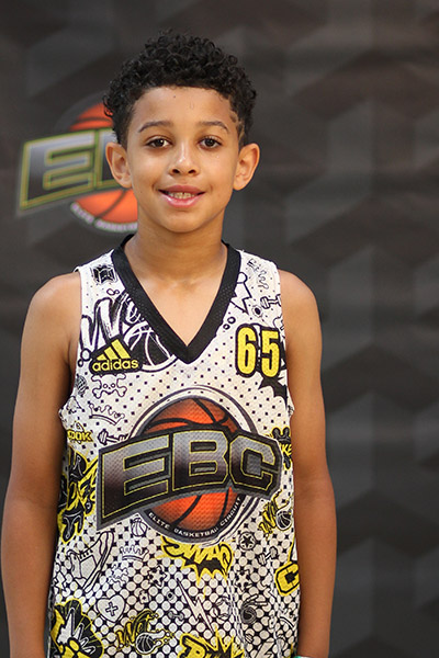 Quentin Mosby at EBC Jr. All-American Camp 2018