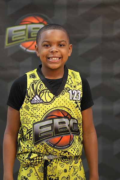 Rashaan Shehee Jr at EBC Jr. All-American Camp 2018