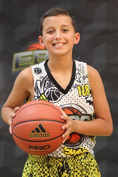 Player headshot for James Ghaffari