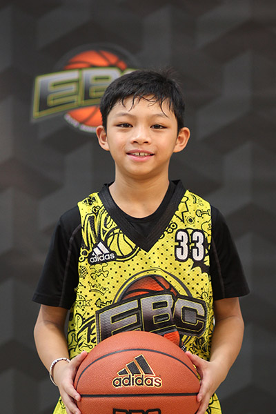 Angelo Imperial at EBC Jr. All-American Camp 2018