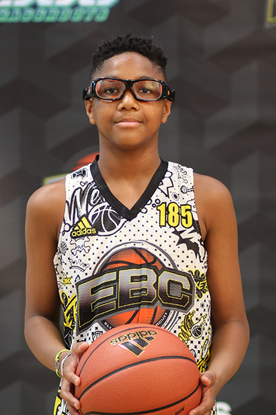 Tremmell Darden Jr. at EBC Jr. All-American Camp 2018