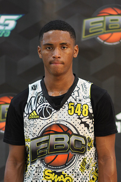 Nicholas Fisher at EBC Jr. All-American Camp 2018