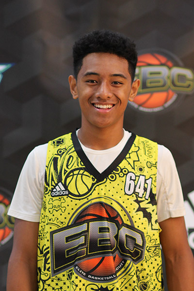 Mone Malafu at EBC Jr. All-American Camp 2018