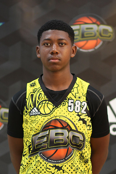 Andrew Martin Jr at EBC Jr. All-American Camp 2018
