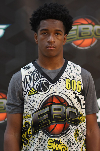 Jason Roberts at EBC Jr. All-American Camp 2018