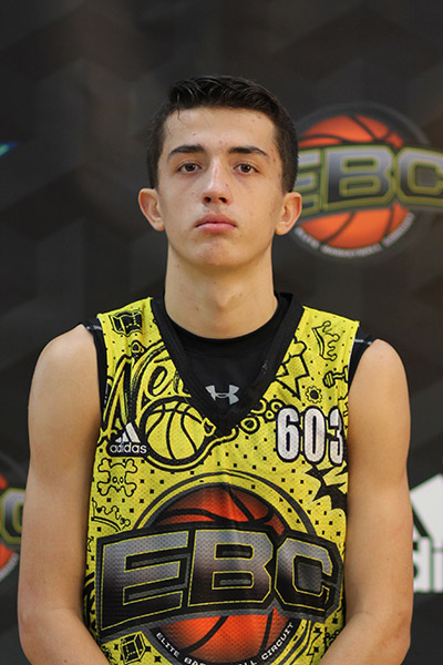 Tanner Deal at EBC Jr. All-American Camp 2018