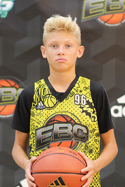 Sam Lind at EBC Jr. All-American Camp 2018