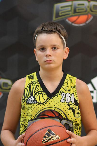 Player headshot for Brandon Polocoser