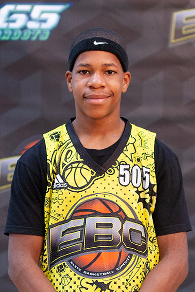 Jalil Schenck at EBC Jr. All-American Camp 2018