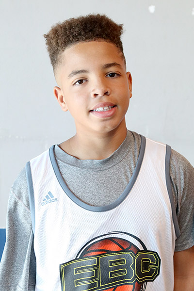Player headshot for Jaeden Bland