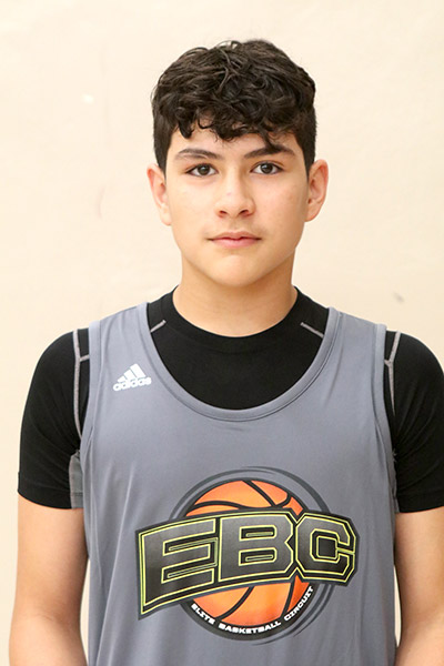 Isaac Medrano at EBC New Mexico 2018