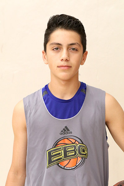 Player headshot for Dylan D'Arco