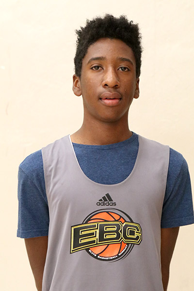 Cedarius Yates at EBC New Mexico 2018