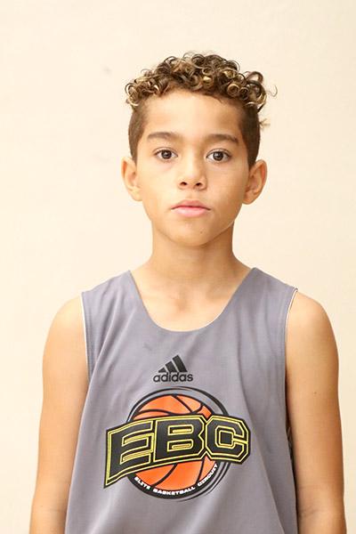 Player headshot for Jaiden Martinez