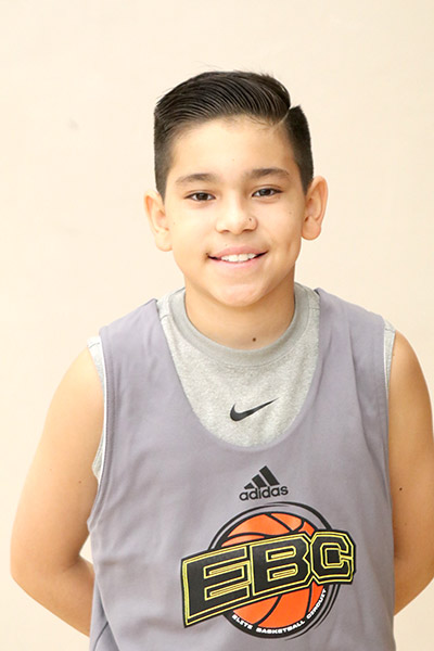 Player headshot for Jacob Garcia