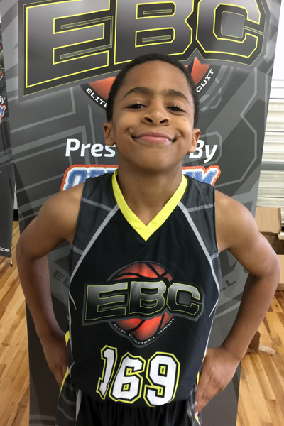 Kellen Hampton at EBC NorCal 2016