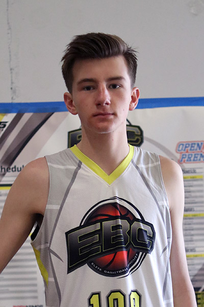 Player headshot for Calvin Mader-Clark
