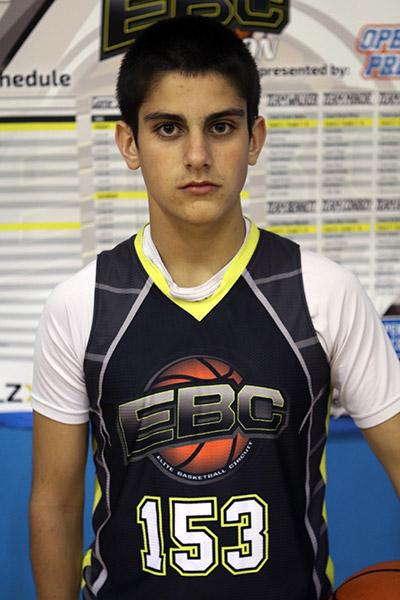 Tyler Poureetezadi at EBC Oregon 2016
