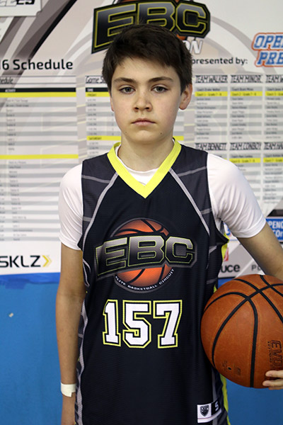 Dylan Reilly at EBC Oregon 2016