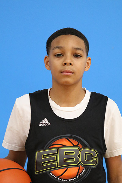 Player headshot for Isaiah Crane Jr.