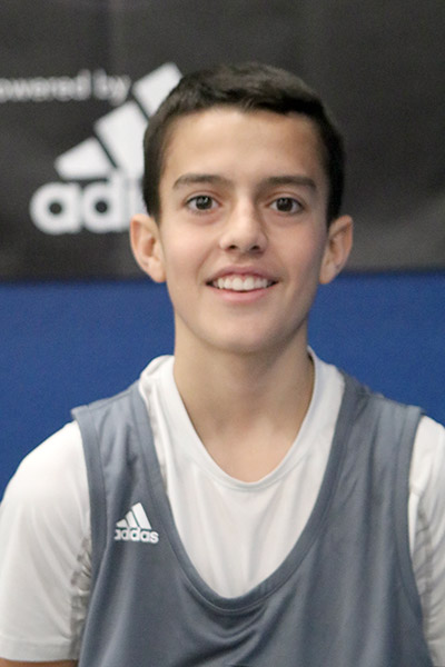 Player headshot for Micah Johnston