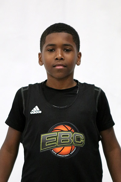 Darnell Turner Jr. at EBC Sacramento 2018