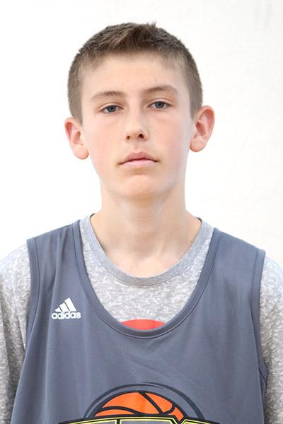 Player headshot for Warren Notrica