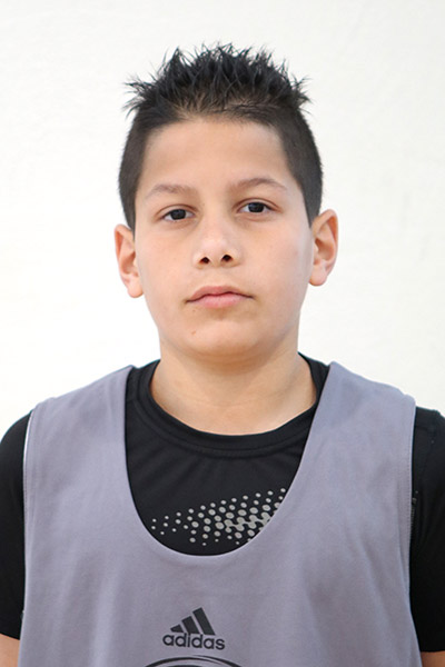 Player headshot for Alek Sanchez