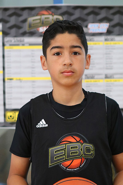 Xair Mendez at G365 March Madness Tournament 2021