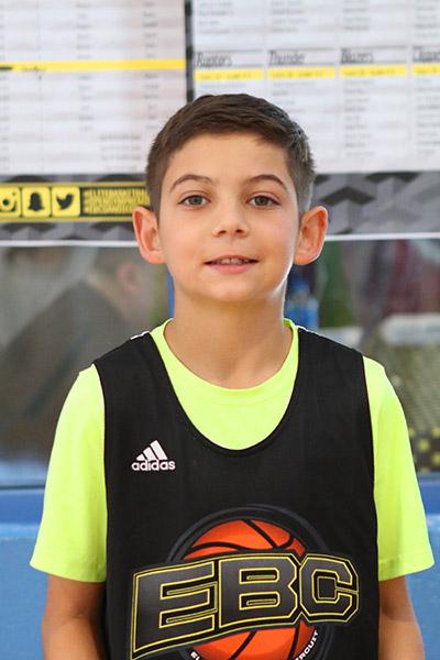 Player headshot for Noah Zeola