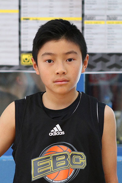 Player headshot for Zachary Lau