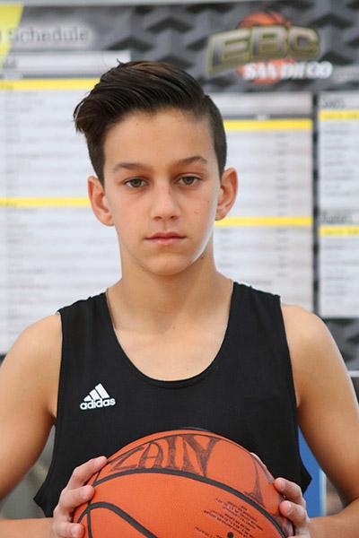 Player headshot for Zain Mehio