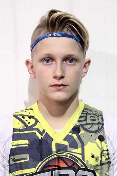 Player headshot for Jack Courneya