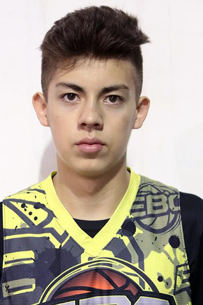 Player headshot for Jordan Toscano